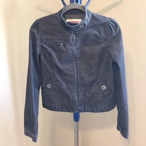 Mossimo Supply Co Cropped Jacket